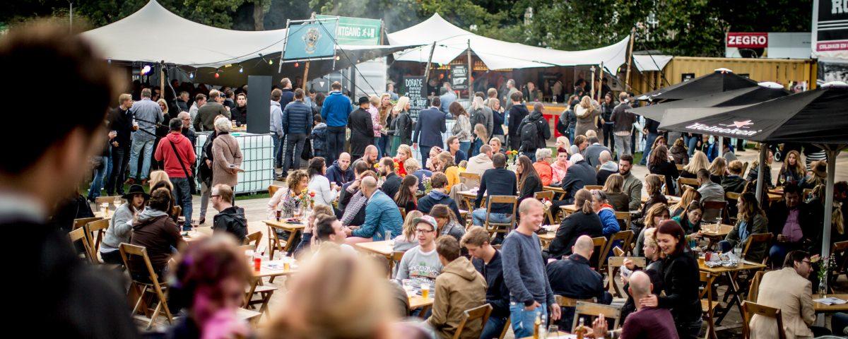 RotterdamseKost staat in het teken van lekker eten en optredens