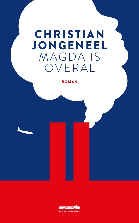 Magda is overal is het nieuwe boek van Christian Jongeneel