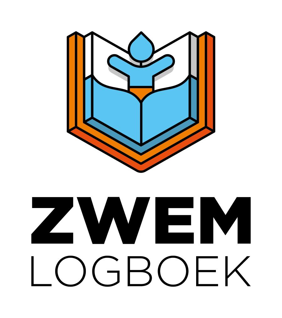 Zwemlogboek ontving van ons een nieuw logo